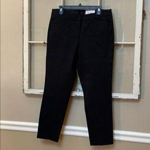 Black Ankle pants